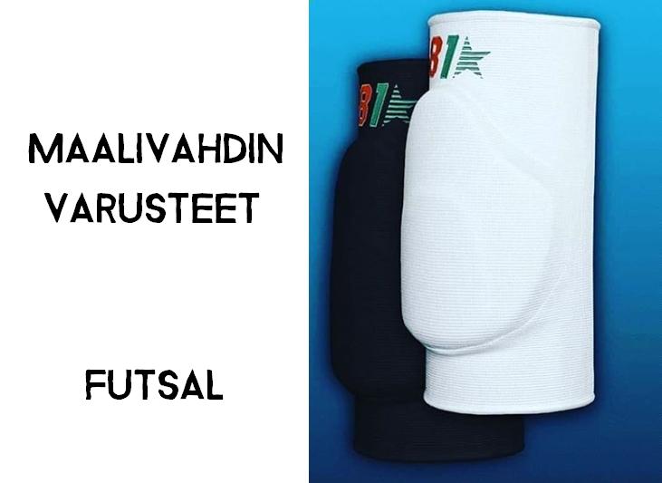 Futsal maalivahdin varusteet